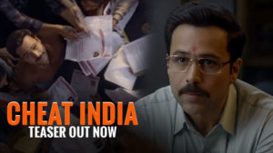 'Cheat India' teaser: This Emraan Hashmi starrer highlights the crimes in Indian education system