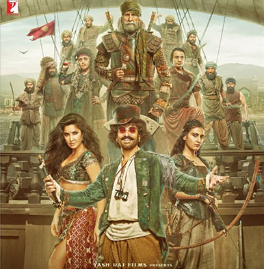 After 'Thugs of Hindostan's poor performance at the box office, exhibitors demand refund?