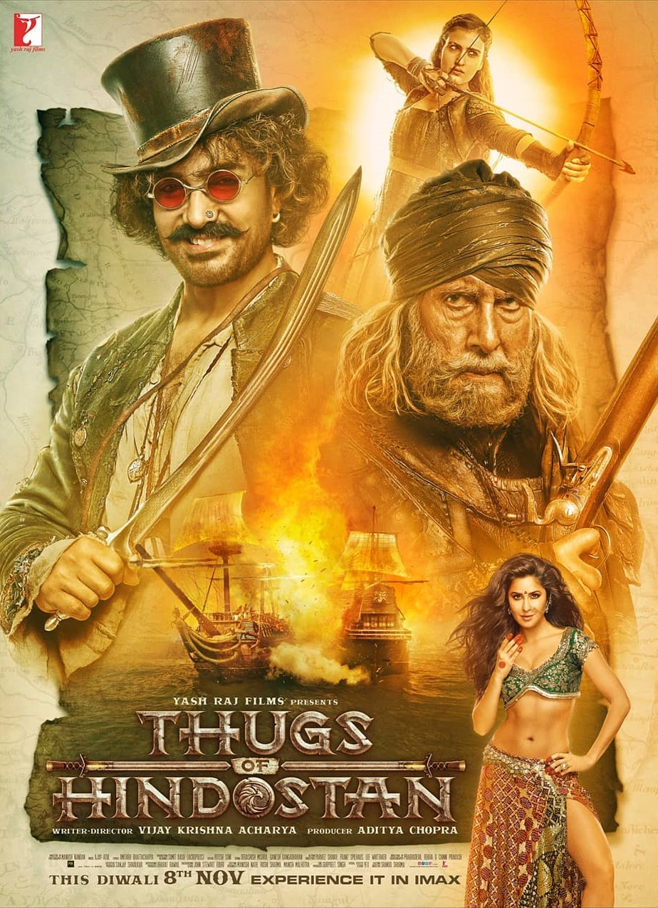 'Thugs of Hindostan'