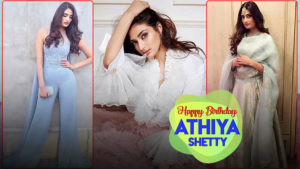 Happy Birthday Athiya Shetty Style icon