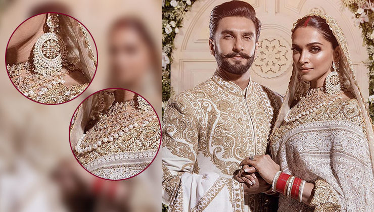 Here's the break down of Deepika and Ranveer's ethereal look from their Mumbai reception