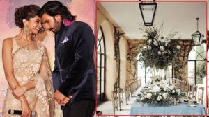 All you need to know about Deepika and Ranveer's wedding and venue