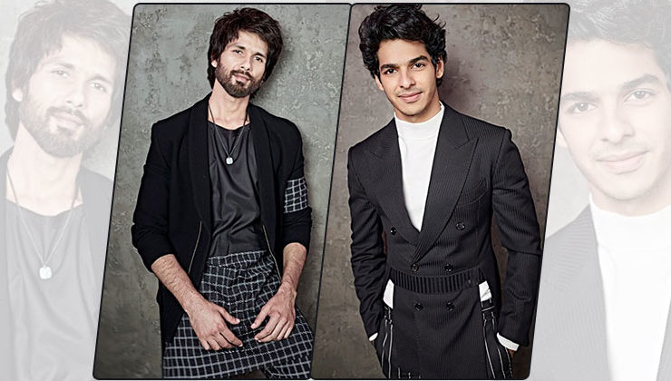 Read why Ishaan Khatter calls elder brother Shahid Kapoor 'unreal' and a 'vampire'