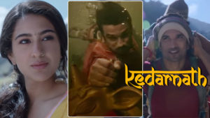 Watch: 'Kedarnath's trailer is full of stunning visuals and breathtaking moments