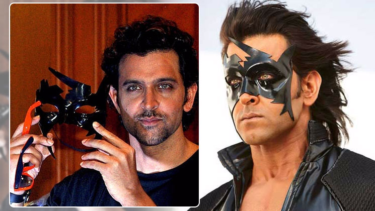On Five Years Of Krrish 3 Hrithik Roshan Shares An