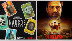 'Narcos' makers upset with 'Mirzapur' stealing its thunder?