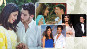 Priyanka Chopra alleged relationships