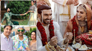 DeepVeer wedding fun facts: From Ranveer's clothes getting torn to his epic entry, here's a recap of all the fun moment