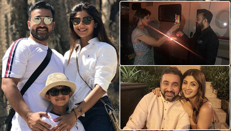 Shilpa Shetty-Raj Kundra anniversary: 7 times the couple mesmerised us with their romance