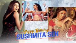 Happy Birthday Sushmita Sen: 5 times this diva mesmerized us with her performance