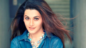 Taapsee Pannu first look Mission Mangal