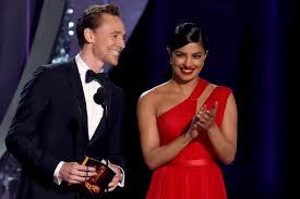 Priyanka Chopra-Tom Hiddleston