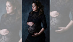 See Pics: Udita Goswami announces her pregnancy in style with a photo shoot