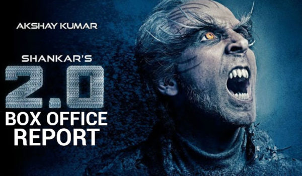 '2.0' Box Office Report: Rajinikanth starrer remains steady in second week