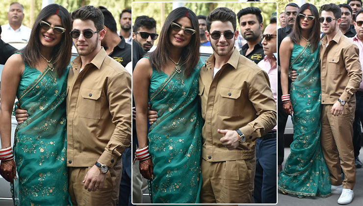 Priyanka and Nick first pictures post wedding: The newlyweds cannot take their eyes off each other