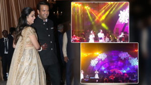 Inside pictures of Isha Ambani and Anand Piramal's wedding reception will leave you amazed