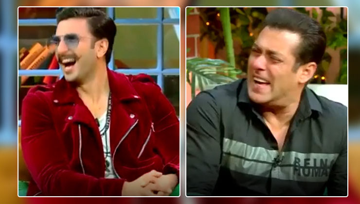 'The Kapil Sharma Show' promo: Salman, Ranveer, Sara having a blast with Kapil
