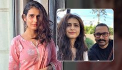 Fatima Sana Shaikh on link-up rumours with Aamir: People who write these things, I hope they sleep well