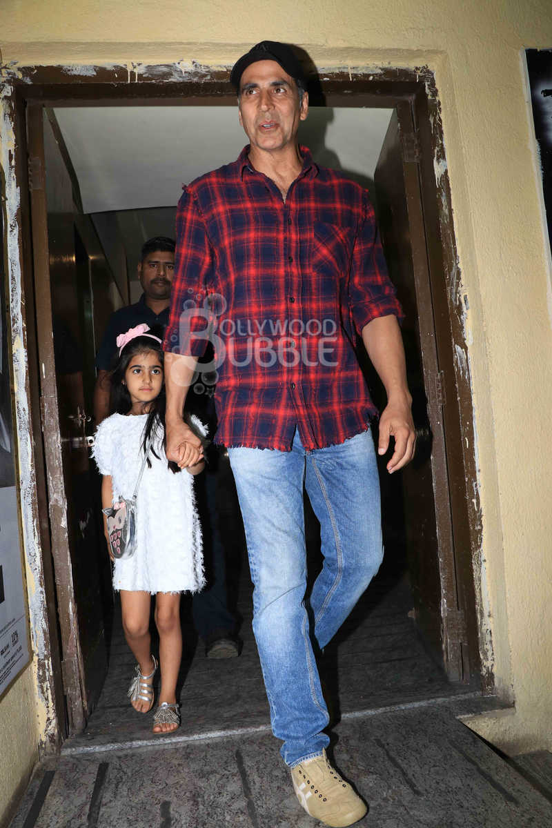 Akshay Kumar and Nitara