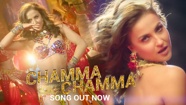 'Chamma Chamma': Elli Avrram is at her sizzling best in this 'Fraud Saiyaan' song