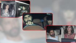 Pics: Farhan-Shibani, Arbaaz-Giorgia, Arjun-Malaika; couples made a splash at Ritesh's party