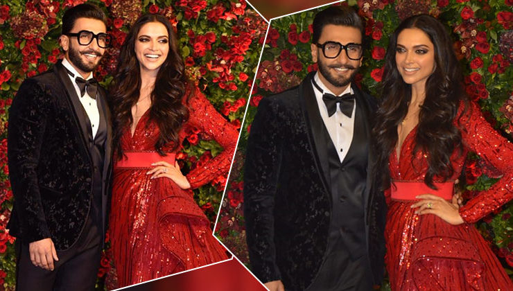 All you need to know about DeepVeer's glamorous ensembles for their Mumbai party