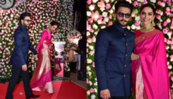 Watch: Ranveer and Deepika were the show stoppers at Kapil Sharma's reception