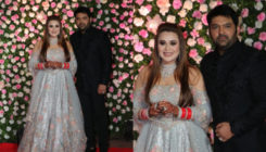 Details of Kapil Sharma and Ginni Chatrath's Mumbai wedding reception look are out