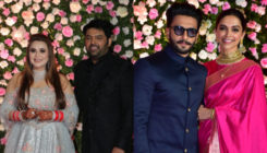Inside Videos: DeepVeer and others groove on 'Aankh Marey' at Kapil Sharma and Ginni Chatrath's reception