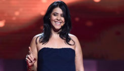 Ekta Kapoor honored with grand achiever of the year award