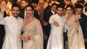 Isha Ambani and Anand Piramal Wedding: Newlyweds DeepVeer arrive in color co-ordinated outfits