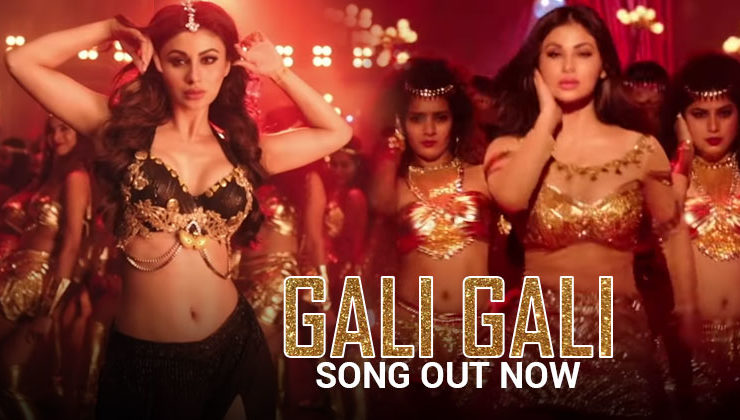 'KGF' Song 'Gali Gali': Mouni Roy raises the temperature with her sensuous moves