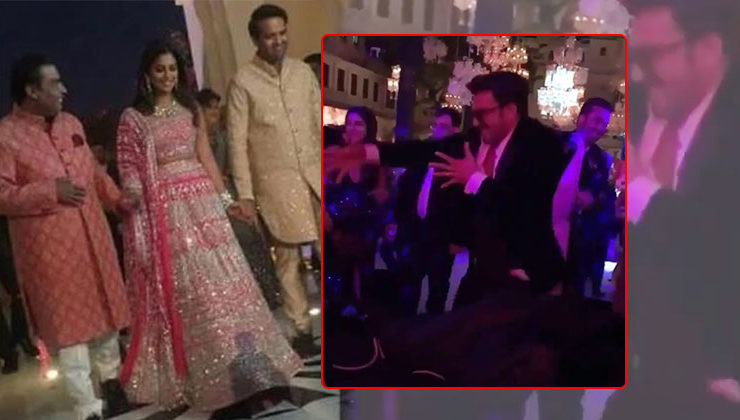 INSIDE VIDEOS: Check out all the memorable moments from Isha Ambani's pre-wedding bash