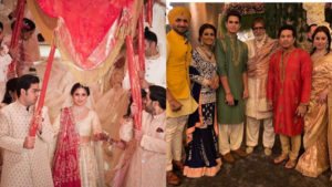 Inside Pics: Isha Ambani and Anand Piramal's wedding was a night to remember
