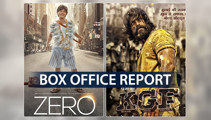 Box Office Reports: 'KGF' beats SRK starrer 'Zero' on day 8, details inside