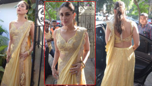 In Pics: Kareena Kapoor Khan looks drop dead gorgeous while shooting in Mumbai