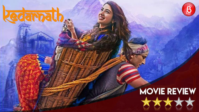 'Kedarnath' Movie Review: Exceptional VFX and solid performances make this film a worthy watch