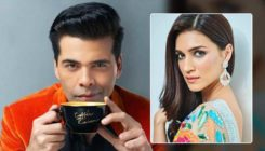 'Koffee With Karan' 6 : Kriti Sanon all set to grace the couch, view pic