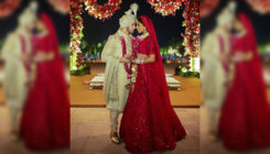 Here's the first picture of Priyanka Chopra and Nick Jonas from their Hindu wedding