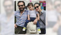 Saifeena and lil Taimur all set to welcome New Year in Gstaad, view pics