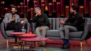 koffee with karan prabhas dating anushka shetty karan johar