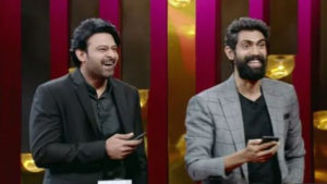 Koffee with Karan Season , Prabhas, Rana Daggubati