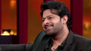 Koffee With Karan 6 Prabhas