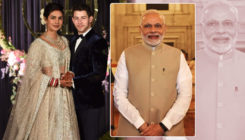 Priyanka and Nick thank PM Modi for his kind words and blessings, view pics