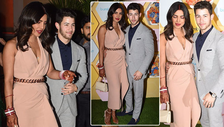In pics: Priyanka Chopra and Nick Jonas attend first public event as a married couple