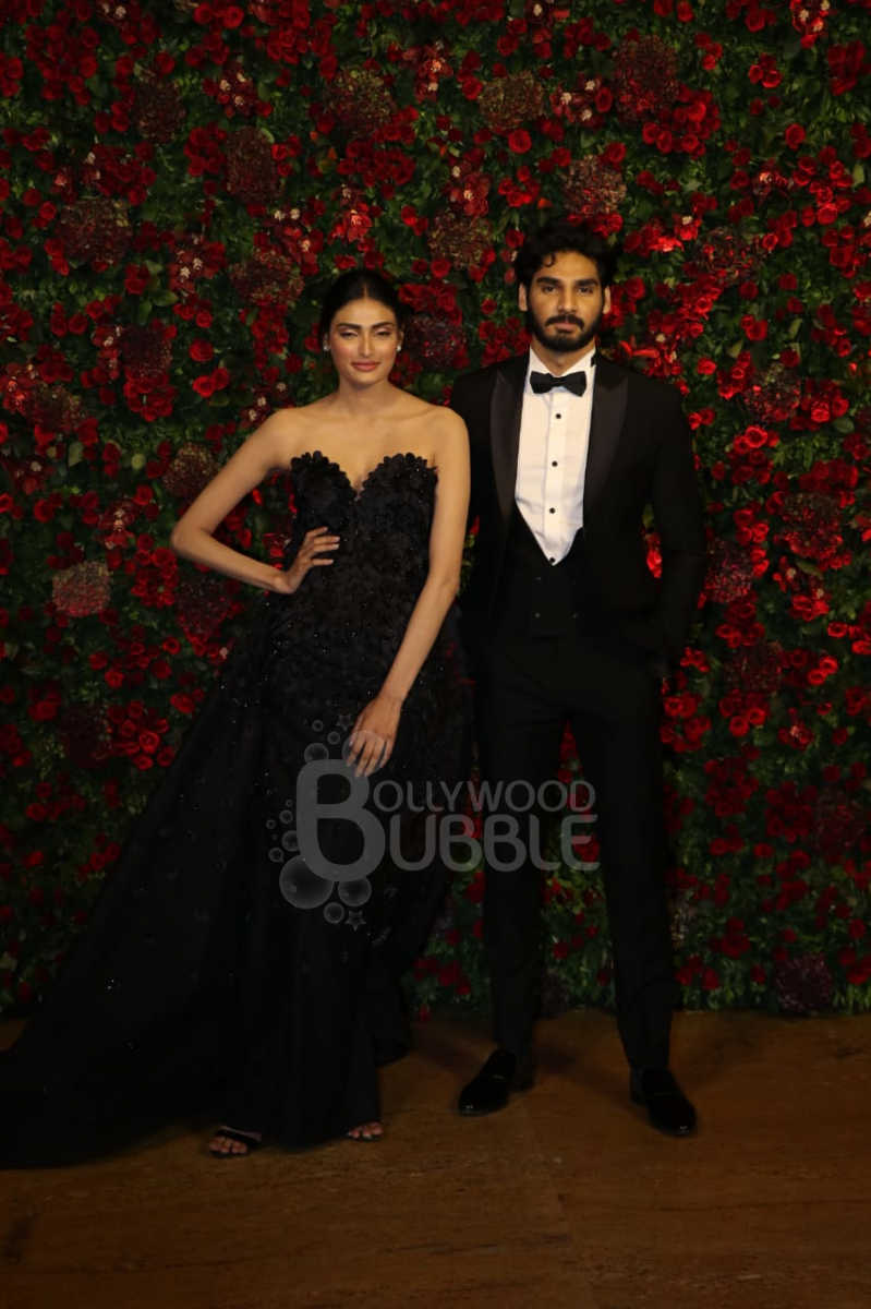 Athiya Shetty and Aahan Shetty