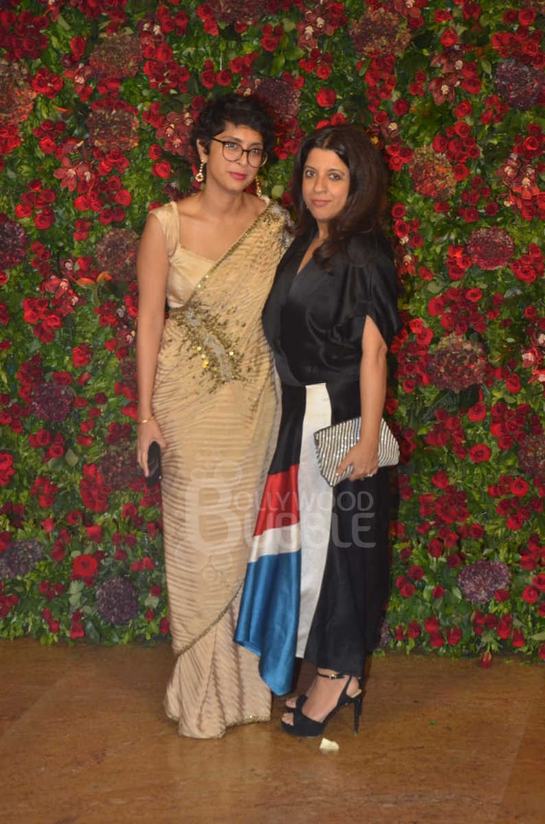 Kiran Rao and Zoya Akhtar
