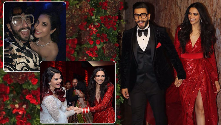 Inside pictures: DeepVeer's star studded reception party was a gala affair