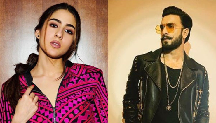 Ranveer Singh got upset with Sara Ali Khan when she called him a 'cockroach'