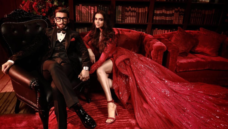 Inside Videos: DeepVeer's Bollywood party was full of Dance, Masti and Dhamaal